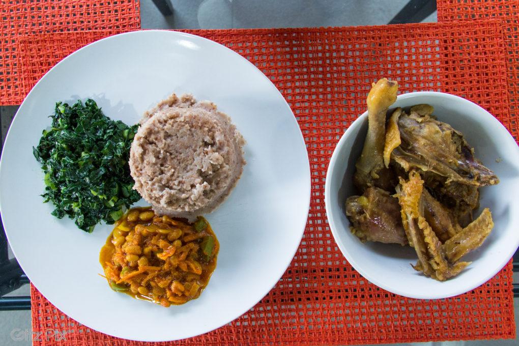 Pahari African Restaurant African Cuisine